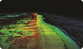 Fire Island New York LiDAR